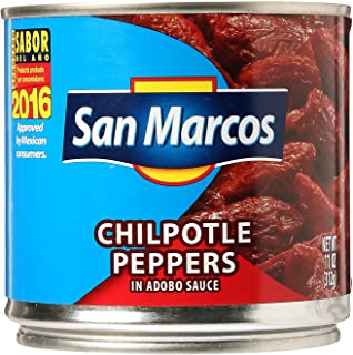 San Marcos Chipotle Peppers Adobo Sauce (11Oz )