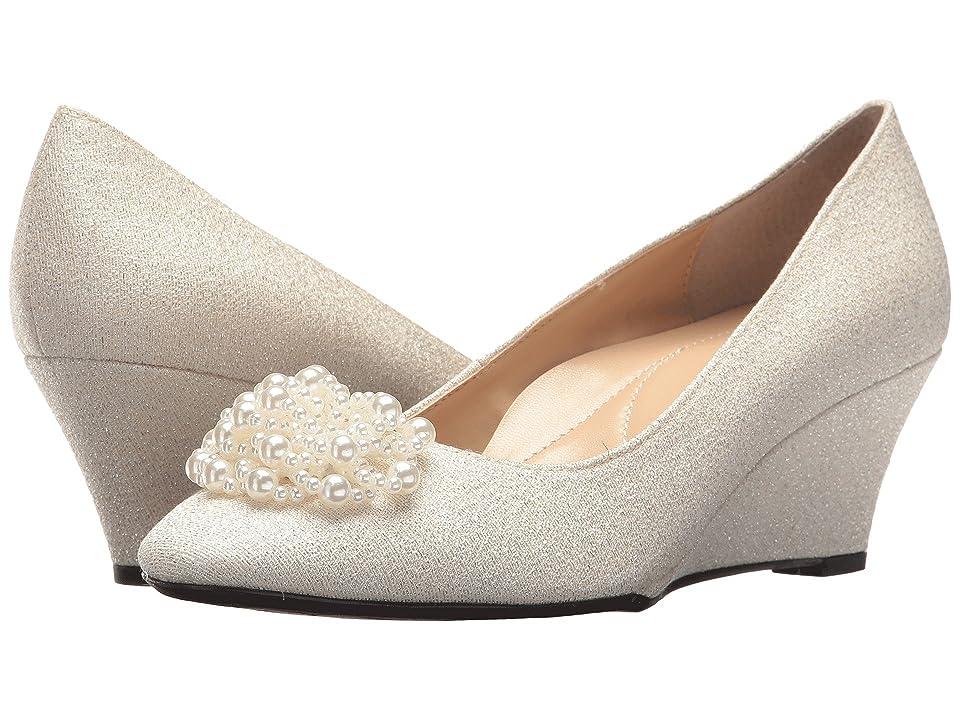 J. Renee Eloisa (Ivory) High Heels