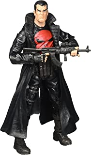 Marvel Universe Marvel's Knights Punisher with Red Skull Shirt