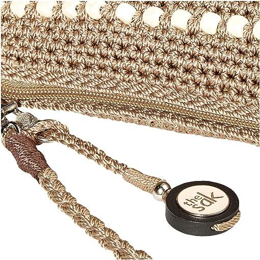 Taupe Multi Wood Beads