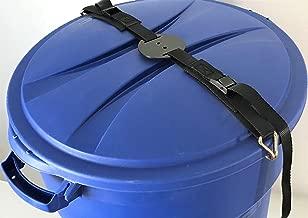 Place-Art Multi-Purpose Adjustable Strap for Trash Bins,Coolers, Bundling Boxes,Travel Cargo,etc.