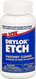 DRYLOK 01908 Masonry Etch, 12-Ounce