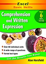 Excel Basic Skills Workbook: Comprehension and Written Expression Year 6