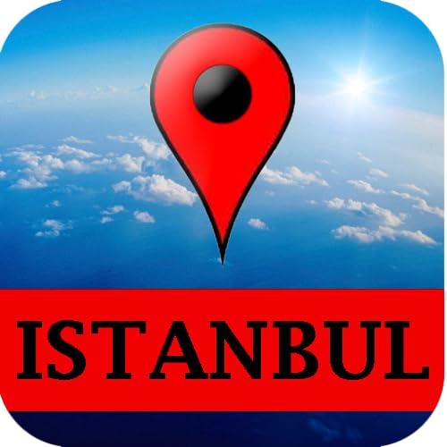 Istanbul Mapa GPS