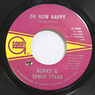 Image result for oh how happy binky and edwin starr single images