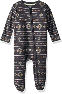 Gymboree Baby Boys Long Sleeve Footed One-Piece
