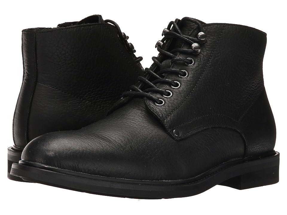Blondo Float Waterproof (Black Leather) Men
