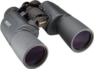 Vixen 双眼鏡10倍 アスコットZR 10×50WP(W) ポロプリズム式 10×50WP(W) ハイアイポイント 防水 広角 ブラック 1563-06