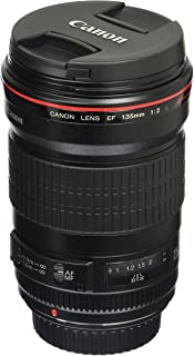 Canon EF 135mm F/2L USM Prime Lens for Canon SLR Camera