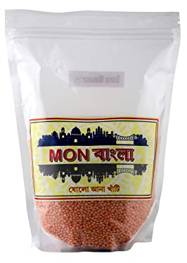 MonBangla Premium Sona Masoor Dal 500gms