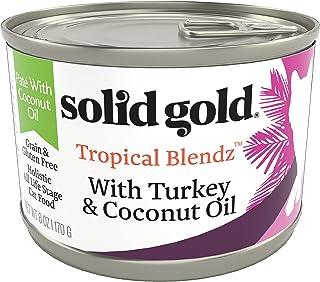 Solid Gold Coconut Tropical Blendz