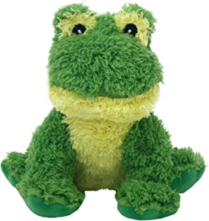 Multipet Look Who's Talking Dog Toy, Frog Pack of 2