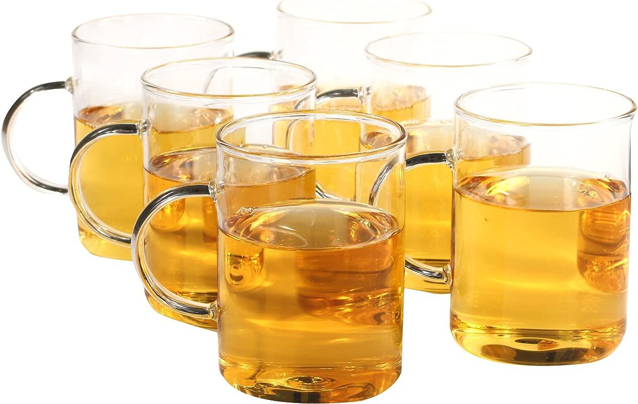 Adagio Teas Tea Glasses Set Of 6