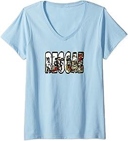 Cool Reggae V-Neck T-Shirt