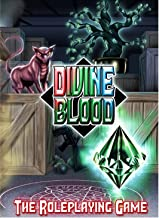 Divine Blood: RPG Supplement (Divine Blood RPG Book 1)