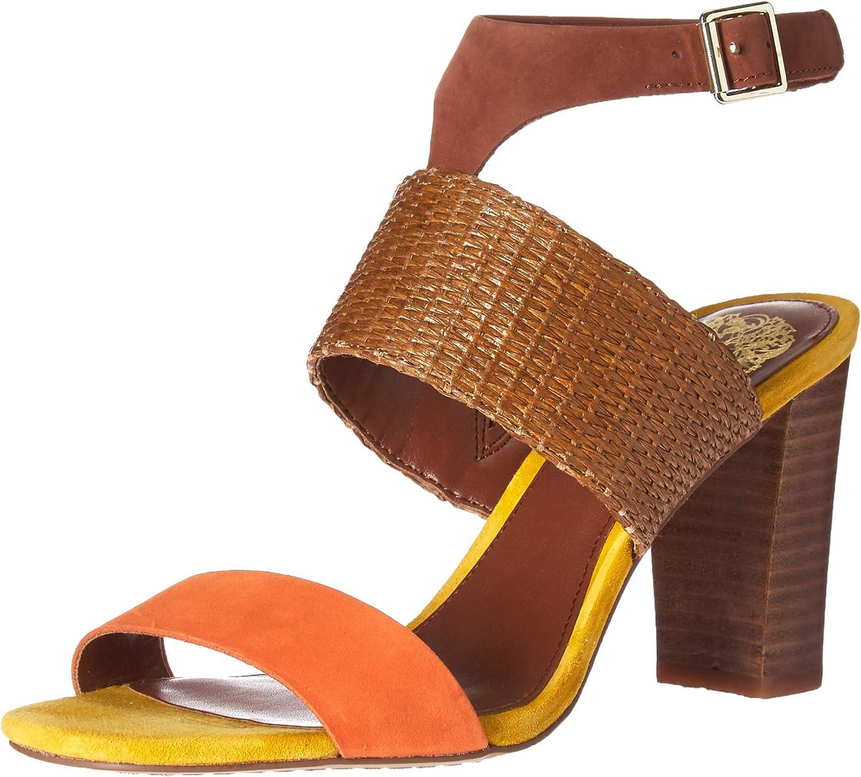 Vince Camuto Womens Warma Heeled Sandal