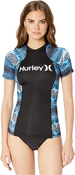 7e85d57afd Hurley one and only long sleeve rashguard | Shipped Free at Zappos