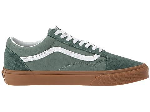 Shop Vans Old Skool™, Duck Green/Gum