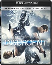 The Divergent Series: Insurgent 4K Ultra HD