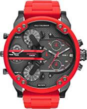 Diesel Men's Mr. Daddy 2.0 Stainless Steel Chronograph Quartz Watch