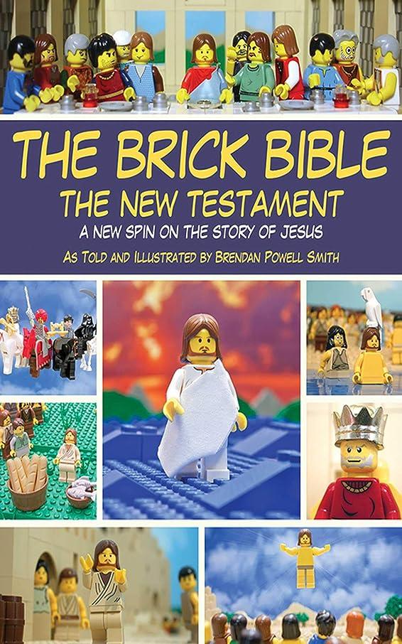 家具航空会社前任者The Brick Bible: The New Testament: A New Spin on the Story of Jesus (English Edition)