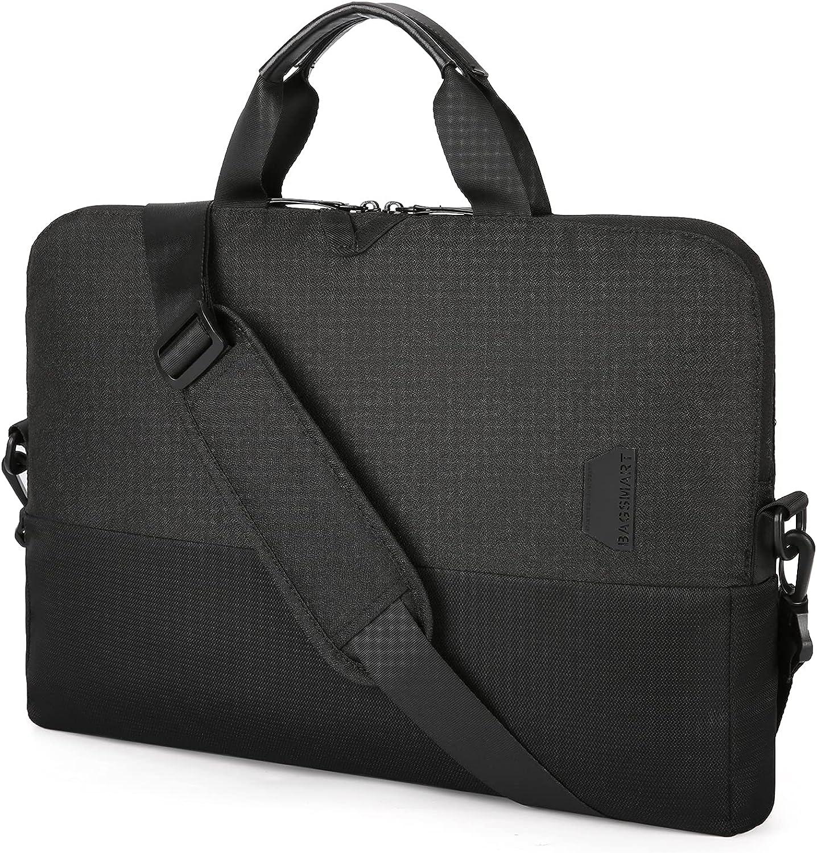 Laptop Bag BAGSMART 15.6 Inch for Computer Case 5 ☆ very popular Men Women Excellence