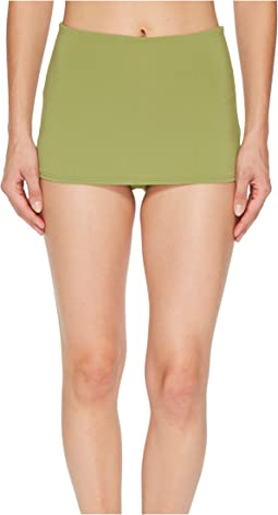 Seafolly - High-Waisted Skirted Pants