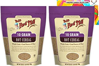 Sponsored Ad - Bobs Red Mill 10 Grain Hot Cereal Bundle. Includes Two (2) 25oz Packages of Bobs Red Mill 10 Grain Hot Cere...