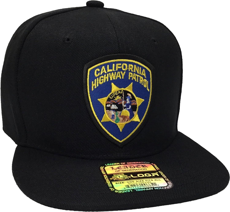 California Highway Patrol Hat