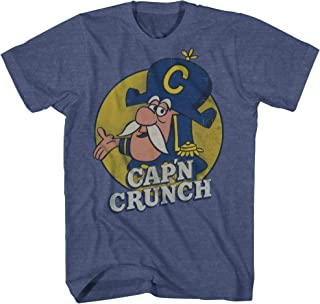 Breakfast Cereal Original Logo Halloween Costume Funny Adult Mens Graphic T-Shirt Tee Apparel