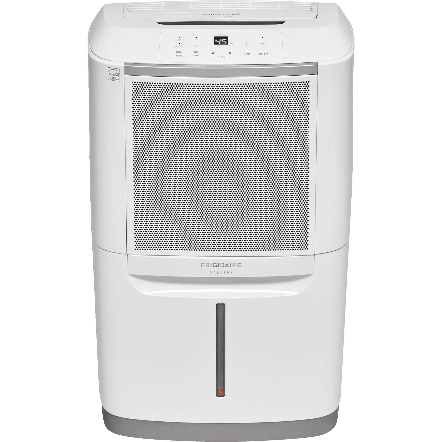 FRIGIDAIRE Dehumidifier Wi Fi Controls White