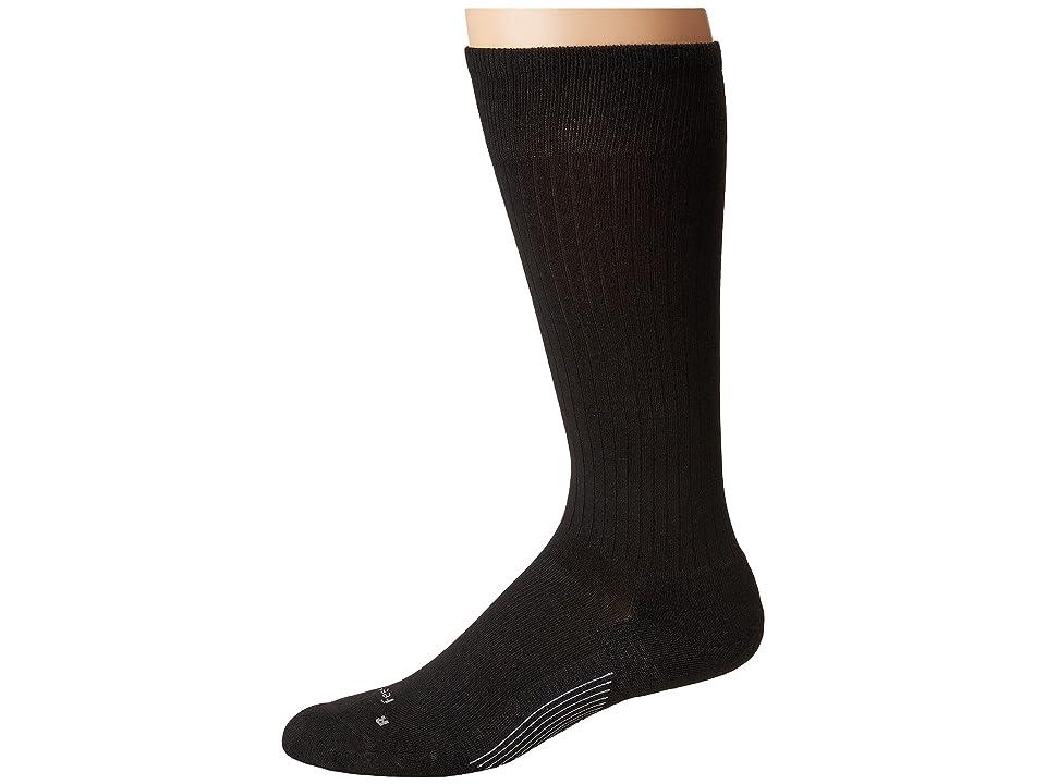 Feetures - Feetures Classic Rib Cushion Crew Sock
