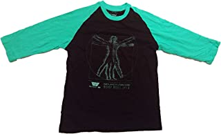 Loot Crate Aliens Bishop Raglan Shirt DX Exclusive (September 2017) (Large)