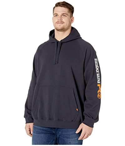 Timberland PRO Big Tall Hood Honcho Sport Pullover (Dark Navy) Men