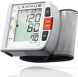 Blood Pressure Monitor Cuff Wrist - Digital BP Monitor FDA Approved - Fully Automatic Accurate Wrist
