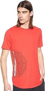 Under Armour Men's UA Baseline Flip Side Ss T-Shirt
