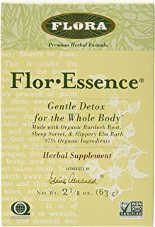 flor essence cleansing herbal tea