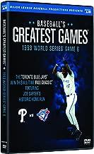 Baseball's Greatest Games: 1993 World Series Game 6