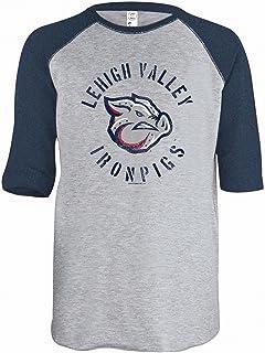 df3bb875 Soft As A Grape Minor League Baseball Women's Raglan Shirt