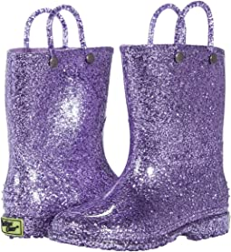 Glitter Rain Boots (Toddler/Little Kid)