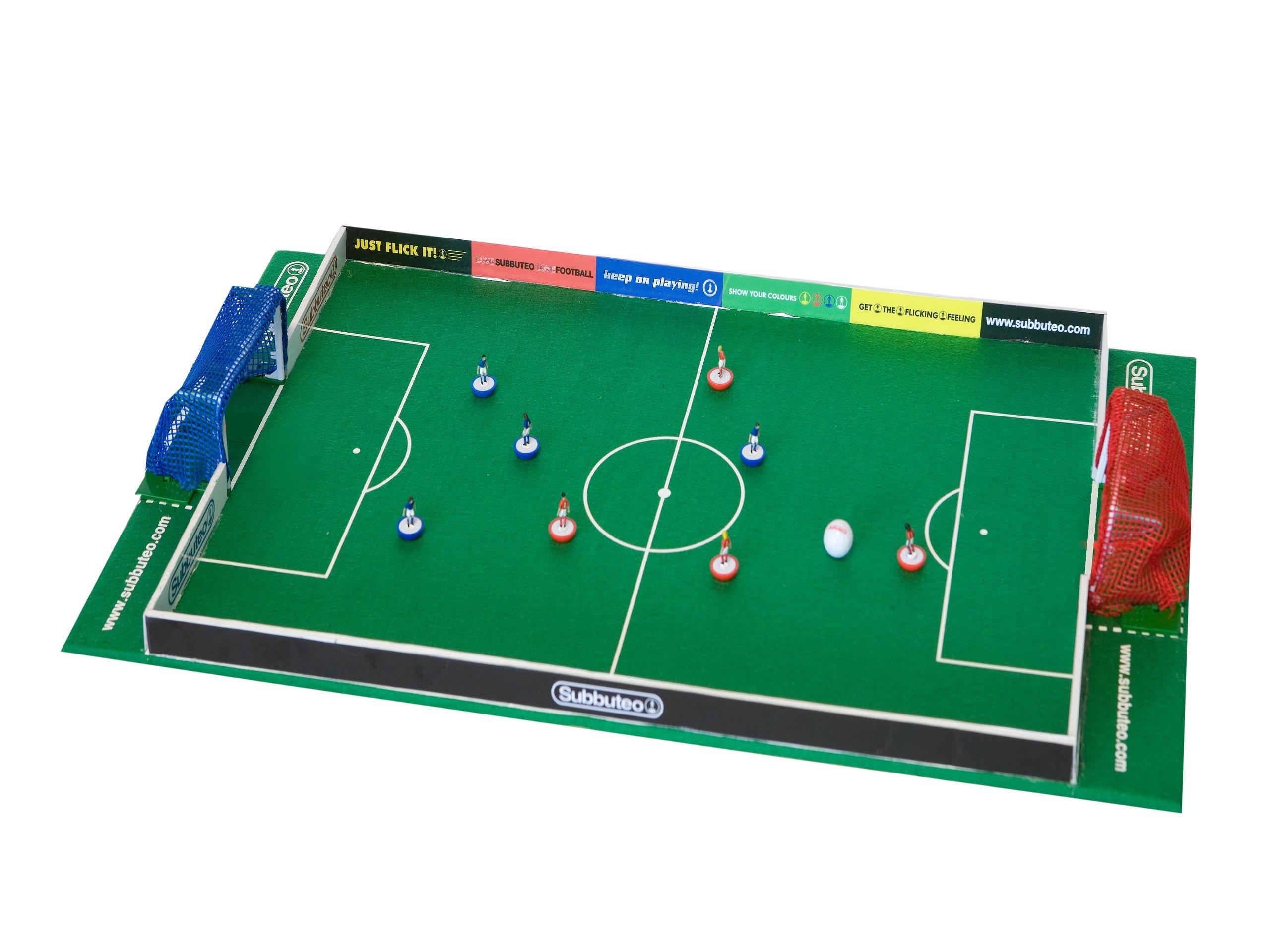 Hasbro Juegos Subbuteo 5 vs. 5, Juego de Mesa (A5167546): Amazon ...