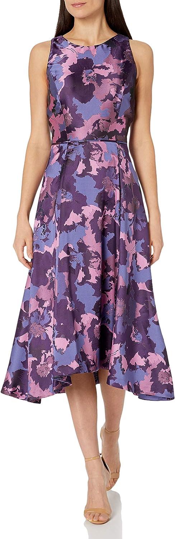 Tahari ASL Women's Hi-lo Party Dress