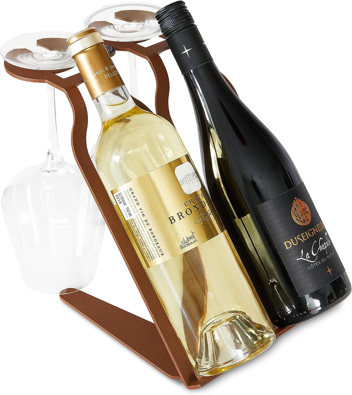 Di Prima USA Venetian Ranking TOP8 FREESTANDING Topics on TV Table Bott Wine Rack 2 –