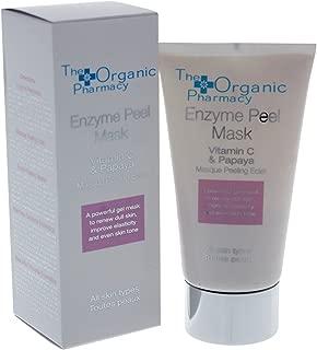 The Organic Pharmacy Enzyme Peel Mask With Vitamin C & Papaya, All Skin Types, 2 Ounce