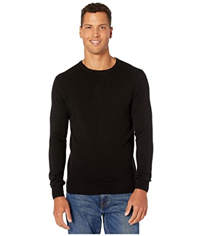 J.Crew Everyday Cashmere Crewneck Sweater in Solid (Black) Men