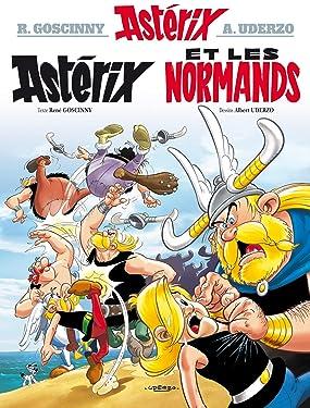 Astérix - Astérix et les normands - n°9 (Asterix Graphic Novels) (French Edition)
