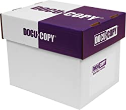 DocuCopy 7503 Reinforced Premium Multipurpose Copy Paper 20lb 8.5