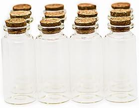 Amazon.es: botella cristal decorativa