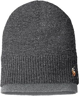 قبعة للرجال من Polo Ralph Lauren مصنوعة من صوف الميرينو