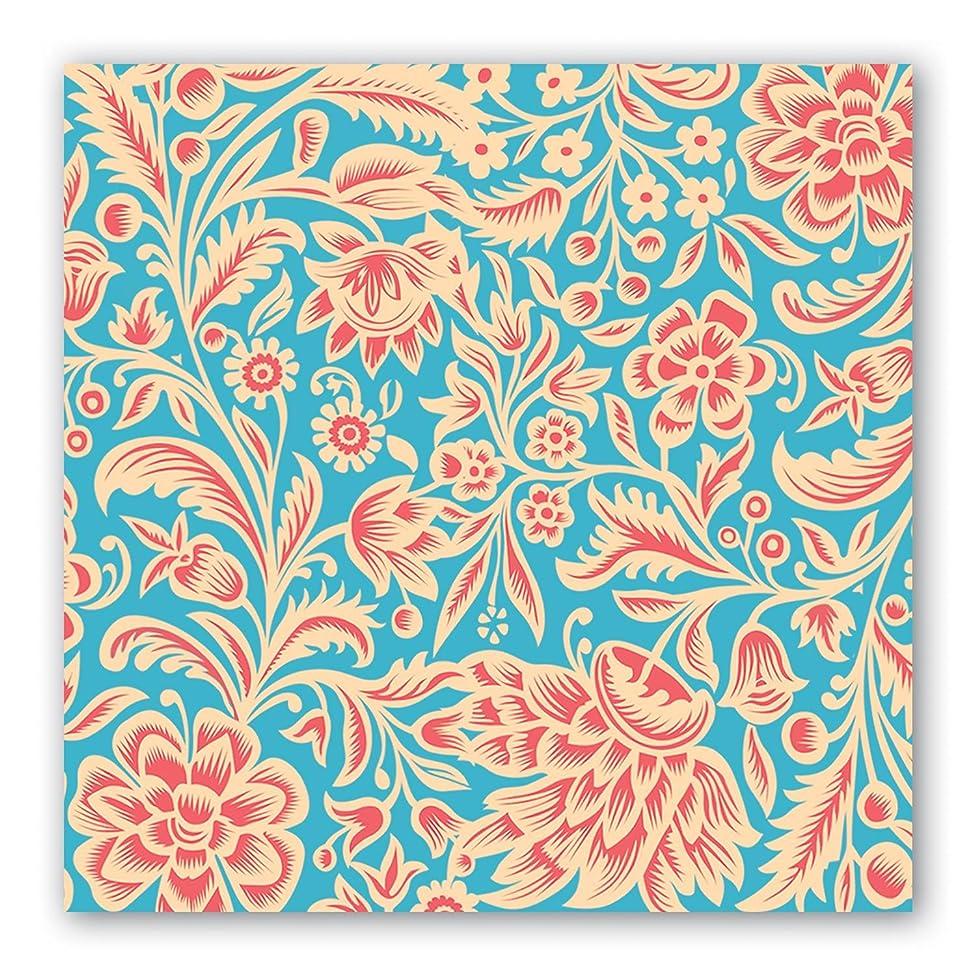 Michel Design Works 20-Count 3-Ply Paper Luncheon Napkins, Orange Cream